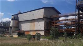 Refinaria de Açúcar capacidade 12.000 scs dia
