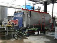 Caldeira 4 ton/hr - Arauterm