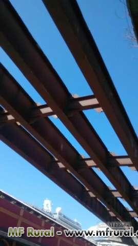 Extruturas metalicas galpoes