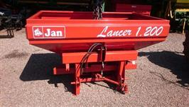 Distribuidor Ureia e Adubo Duplo Jan Lancer 1200