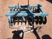 Grade Aradora 20 discos Baldan