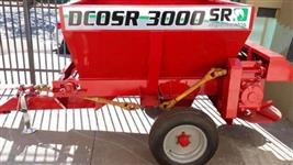 Distribuidor Calcário e Adubo Orgânico 3000 ton Novo