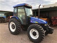 Trator New Holland TL 85 E 4x4 ano 08