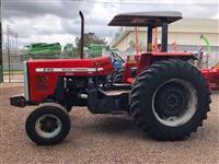 Trator Massey Ferguson 292 4x2 ano 02