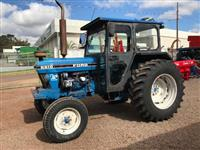 Trator Ford 6610 4x2 ano 89