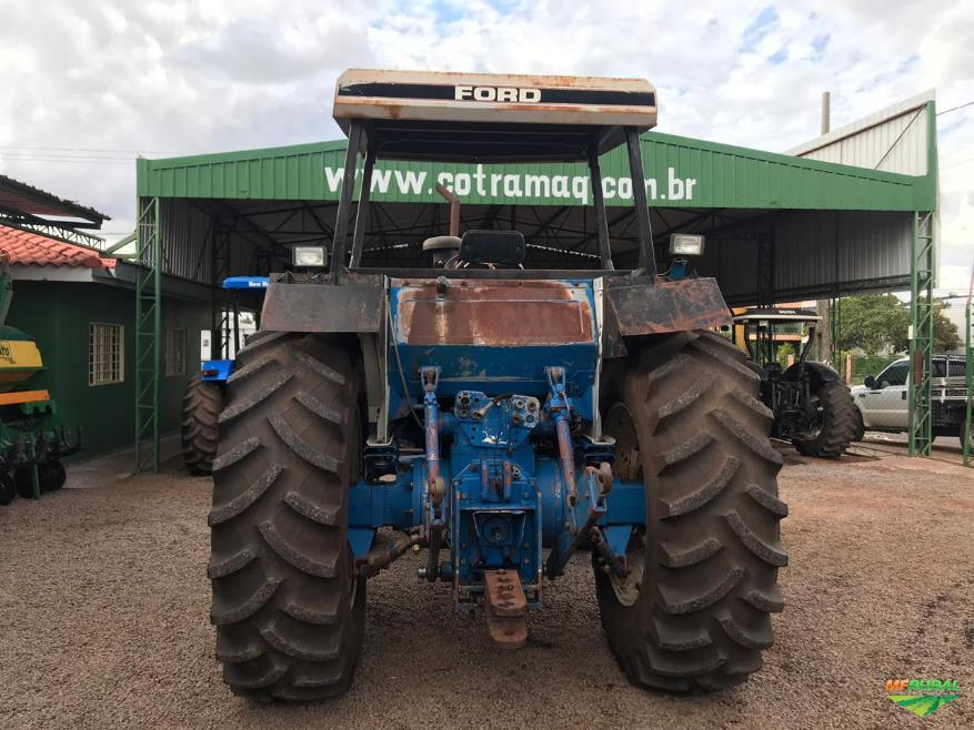 Trator Ford 8430 4x4 ano 93