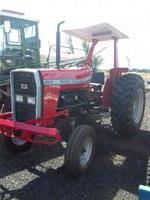 Trator Massey Ferguson 265 4x2 ano 81