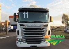 Caminhão  Scania  124 trucada completa ou so cavalo   ano 22