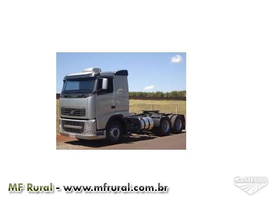 Caminhão Volvo FH 440 Trucado estado de zero completo Ent 19500,00 prest 2540,00 ano 13