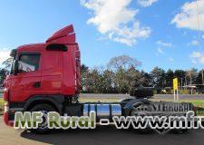 Caminhão Scania G 380 ano 13