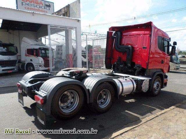 Caminhão Scania R 440 ano 13