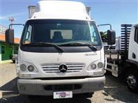 Caminhão Mercedes Benz (MB) 915 C ano 12