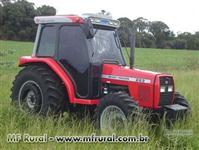Trator Massey Ferguson  4x4 ano 11. CONSÓRCIO