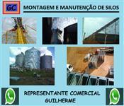 MONTAGEM E MANUTENÇÃO DE SILOS !!!