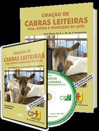 Curso Criação de Cabras Leiteiras - Cria, Recria e Produção de Leite