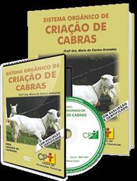 Curso Sistema Orgânico de Criação de Cabras