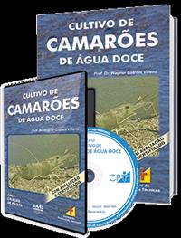 Curso Cultivo de Camarões de Água Doce