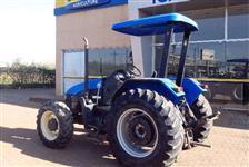 Trator New Holland TL 75 F 4x4 ano 13