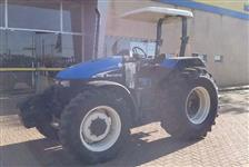 Trator New Holland TS 110 4x4 ano 08