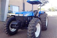 Trator New Holland 7630 4x4 ano 11