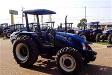 Trator New Holland TL 75 F 4x4 ano 15