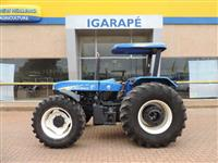 Trator New Holland 7630 4x4 ano 12