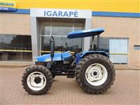 Trator New Holland TT 4030 4x4 ano 11