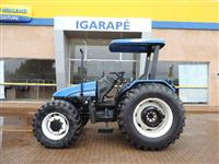 Trator New Holland TL 95 E 4x4 ano 13