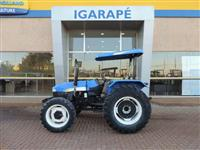 Trator New Holland TT 3840 4x4 ano 11