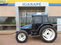 Trator New Holland TL 70 4x4 ano 01