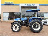 Trator New Holland TT 3840 4x4 ano 16