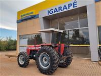 Trator Massey Ferguson 283 4x4 ano 01