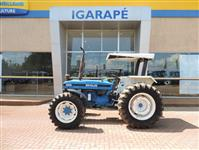 Trator Outros New Holland 4x4 ano 98