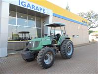 Trator Agrale BX 6110 4x4 ano 05
