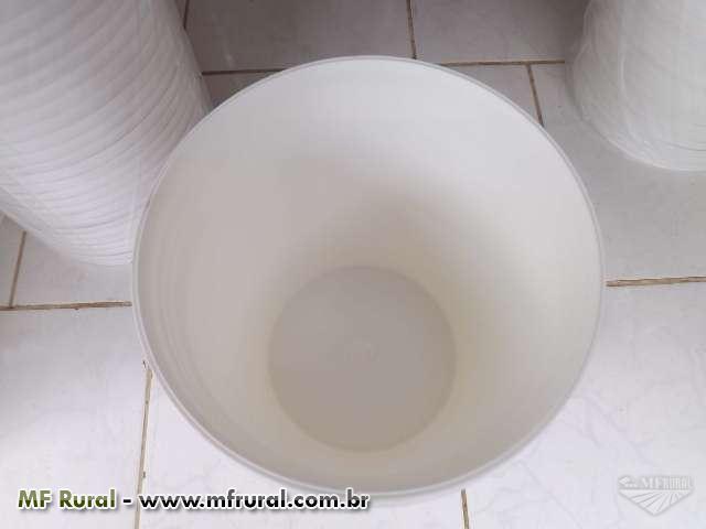 Baldes 20 litros c/ tampa
