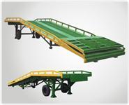 Plataformas para descarga de caminhoes