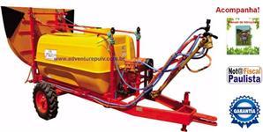 Pulverizador Super Turbo 2.000 L Seringuiera Eucalipto longo Alcance