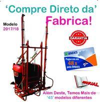 Pulverizador 400 litros barra 6 Metros DIRETO DA FABRICA NOVO