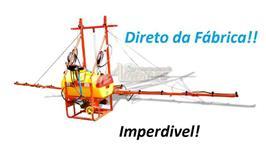 PULVERIZADOR 200 LITROS BARRA DE 6 METROS! NOVO 0km