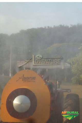 PULVERIZADOR - ATOMIZADOR TORNADO 600 LITROS FRUTICULTURA - NOVO 0km