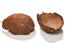 Quenga de coco R$ 0.70