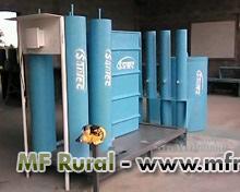 Estações tratamento de água e esgoto