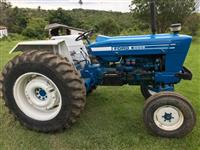 Trator Ford 6600 4x2 ano 87