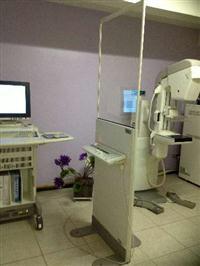 Mamografo da GE Digital DR