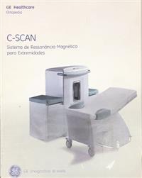 Ressonância da GE de Extremidade campo aberta modelo C-Scan
