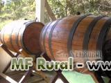 Barris e Dornas de diversos tipos de madeira e tamanho