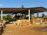 Serraria com área de 12,000 m2 com toda estrutura