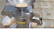 Centrifuga extratora contínua líquidos - separadora fibras