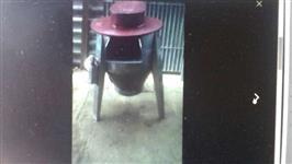 Depenadeira de Frangos em aço inox