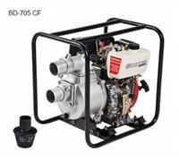 """Motobomba BD-705 CF 3"""" - Branco - Autoescoervante - Partida manual/elétrica"""